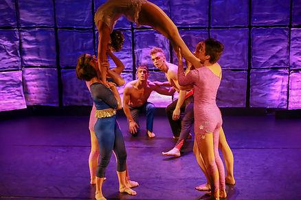 Circus Choreography