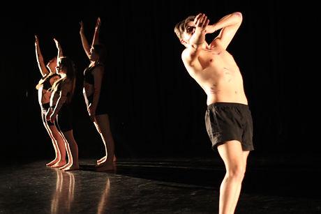 Fear Choreography