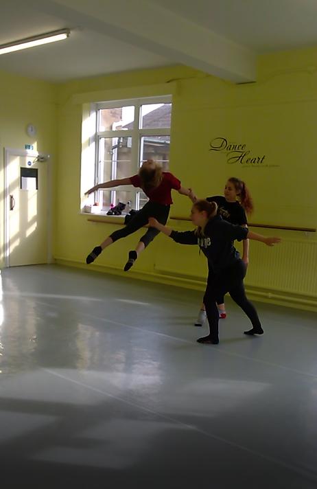 Creative Choreography Workshops