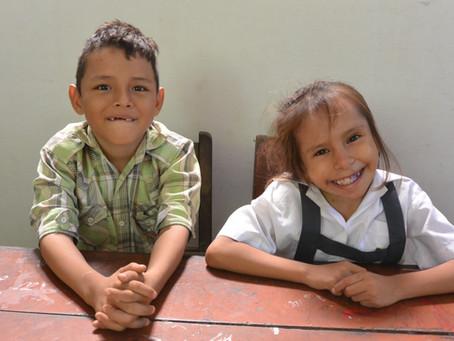 Meet Josue and Deysi!