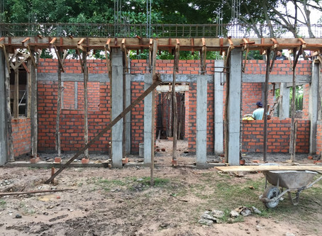 Missionary House Update