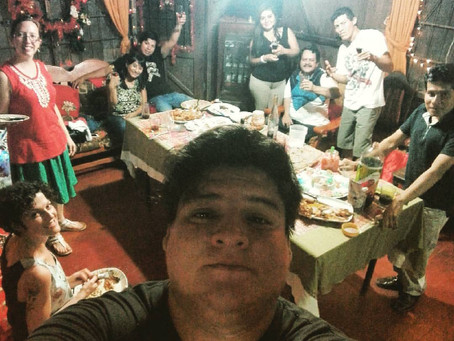 Christmas in Pucallpa!