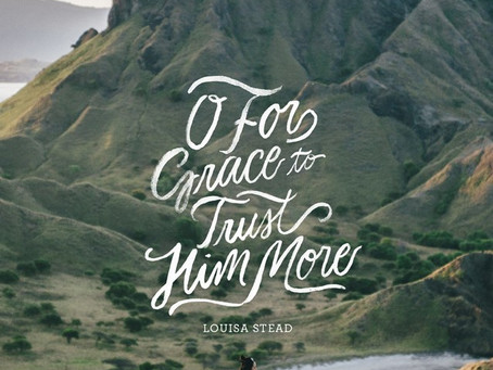 Tis So Sweet to Trust in Jesus!
