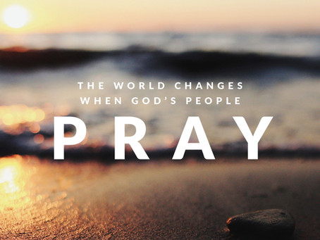When God´s People Pray...