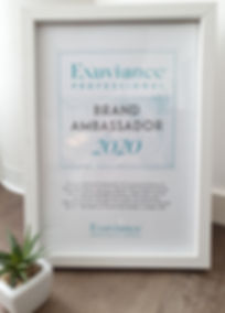 Exuviance Brand ambassador.jpg