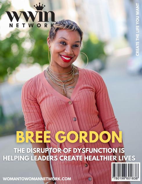 Bree Gordon