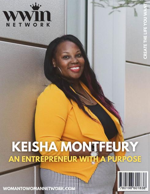 Keisha Monteury