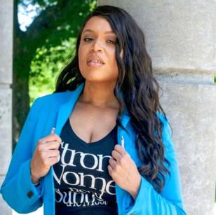 Chamar Logan - Helping Women Rebuild, Transform, Reclaim Their Power & Walk In Purpose