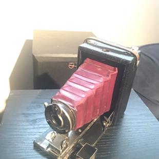 Caméra soufflet rouge (premoette)