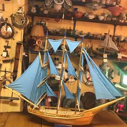 Bateau de la Gaspésie 45 pouces