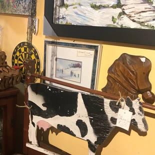 Vache 19 pouces