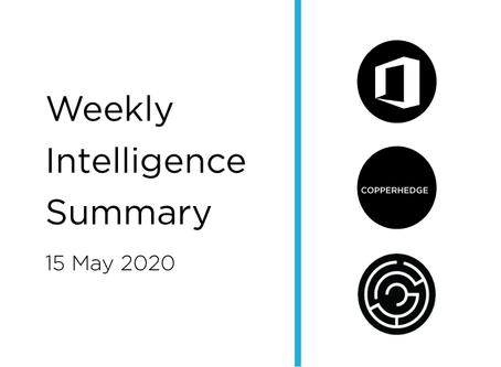 15 May 2020 | Asia Cyber Summary