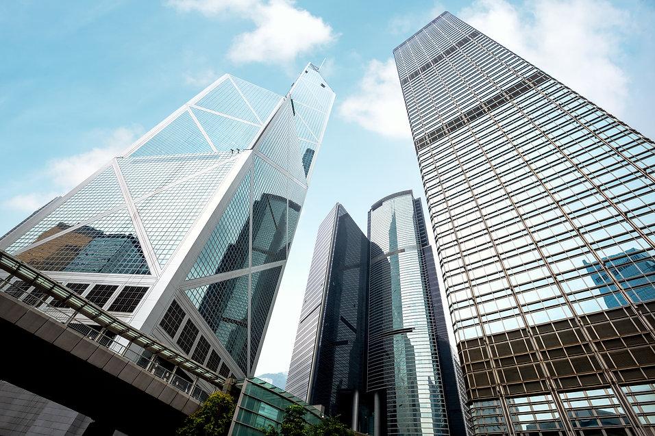Hong Kong buildings_Company About us pag