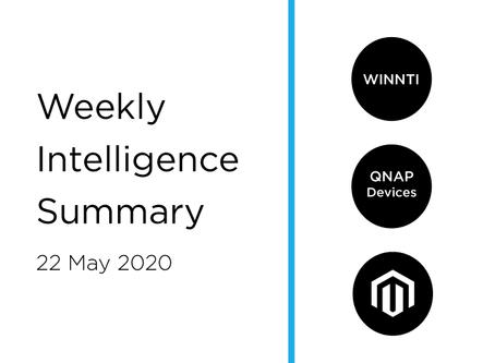 22 May 2020 | Asia Cyber Summary
