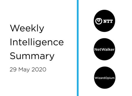 29 May 2020 | Asia Cyber Summary