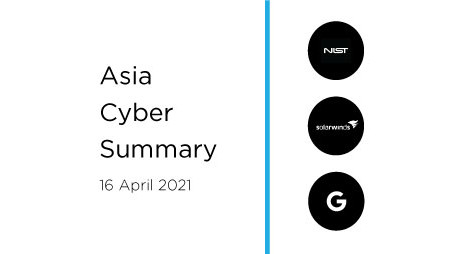 16th April 2020 | Asia Cyber Summary