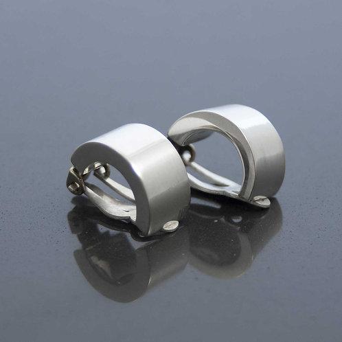 Half Hoop Clipon Earring