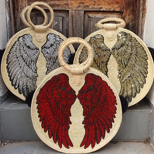 Angel Wings Beach Bag