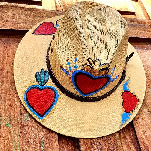 Sacred Heart Panama Hat