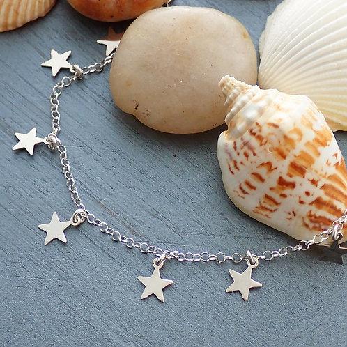 Celestial Stars Necklace