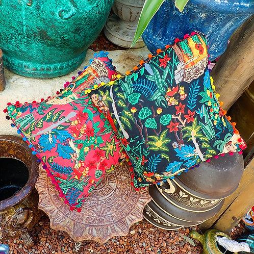 Cushions in Frida Print