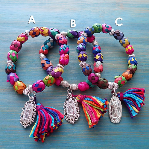 Camila Tassel Bracelet