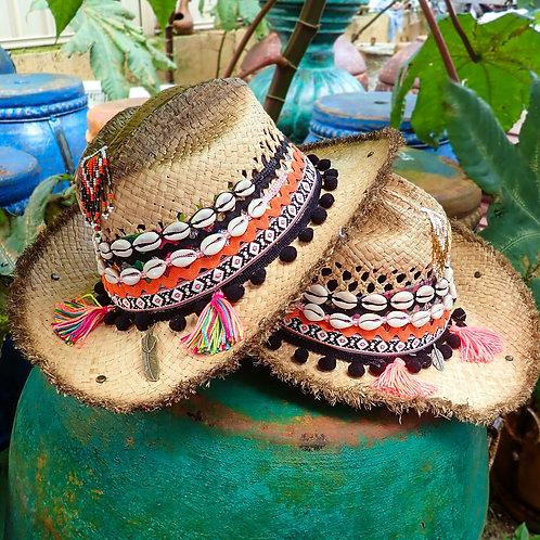 Beachy Boho Hat
