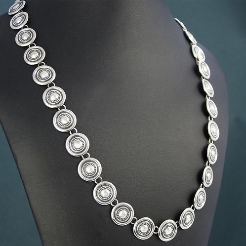 Long Sombrero Necklace