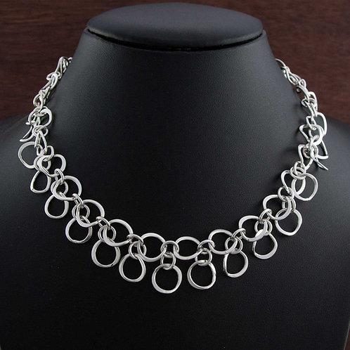 Multi Link Necklace