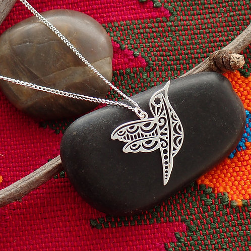 Take Flight Necklace