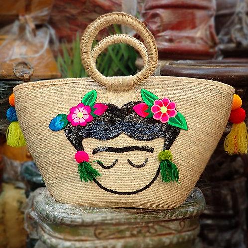 Frida Beach Bag