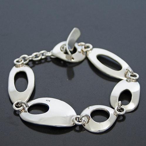 Retro Ovals Bracelet