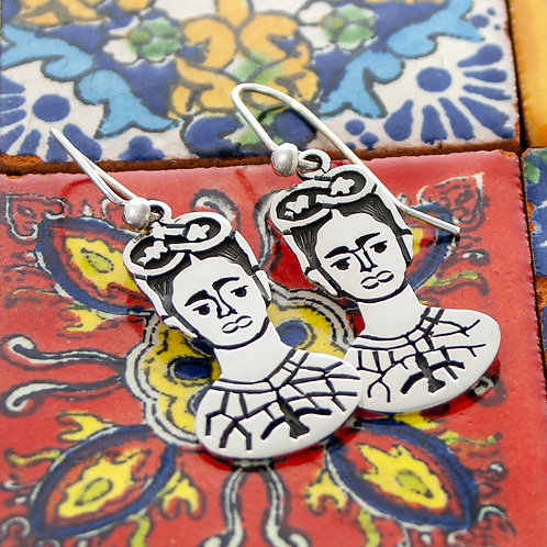 Frida Drop Earrings