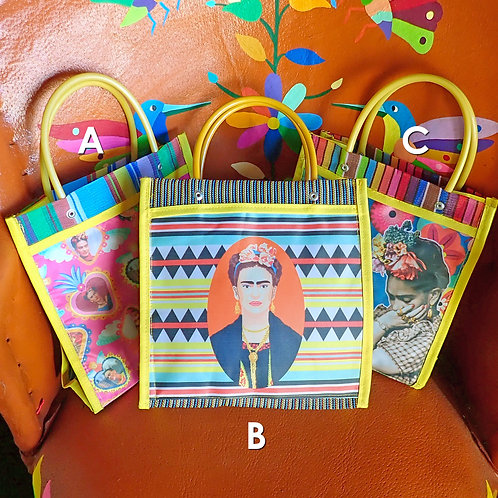Frida Mini Carry Bags