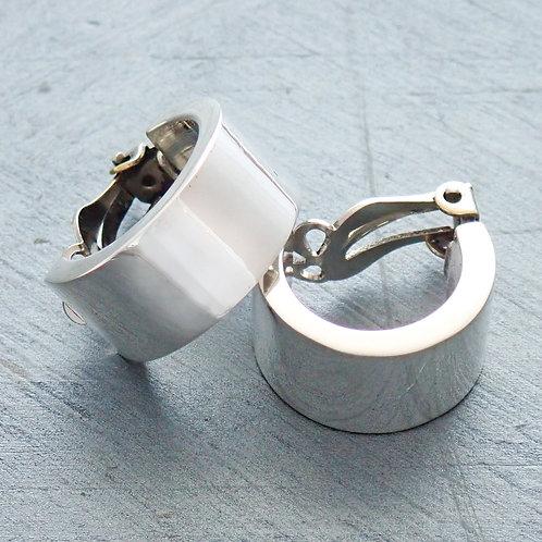 Silver J Hoops