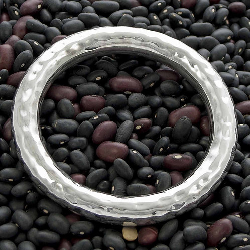 XL Textured Tube Bangle