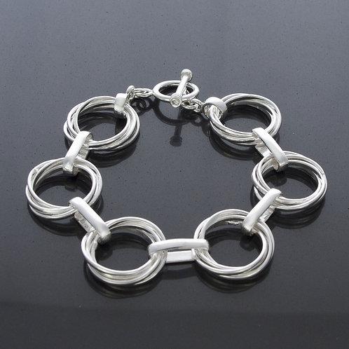 Loops Link Bracelet