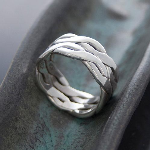 Double Plait Ring