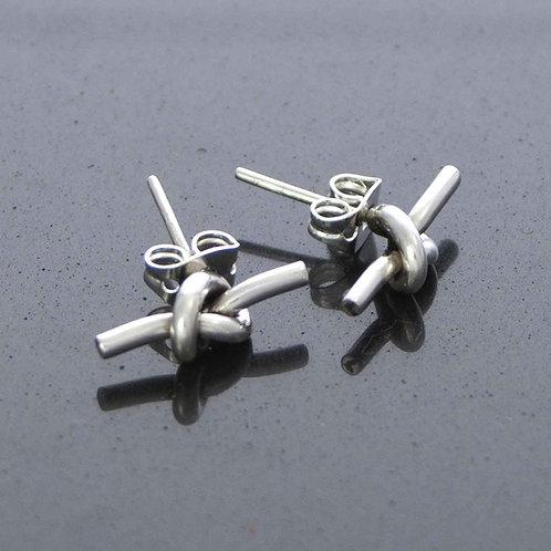 Petit Knot Earrings