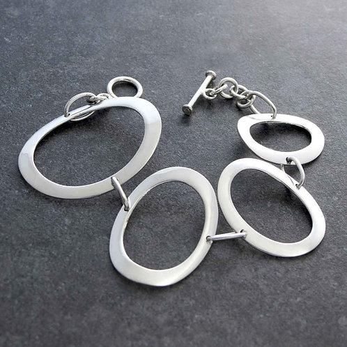 Retro Circles Bracelet