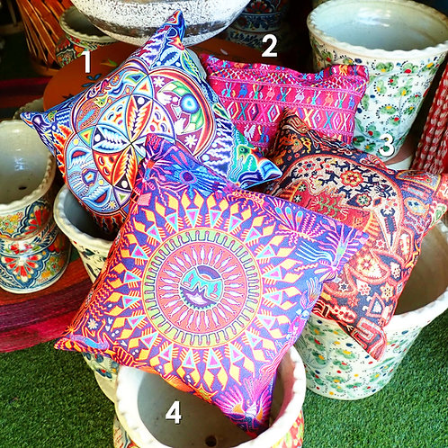 Mexican Motif Cushion