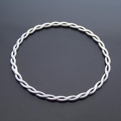 Plaited Bangle