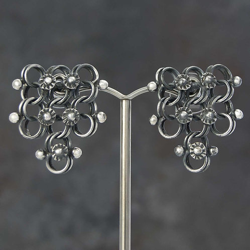 Stud Filige Earrings