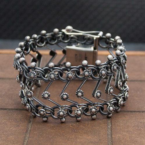 Heavy Filigre Bracelet