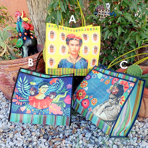 Frida Large Carry Bags