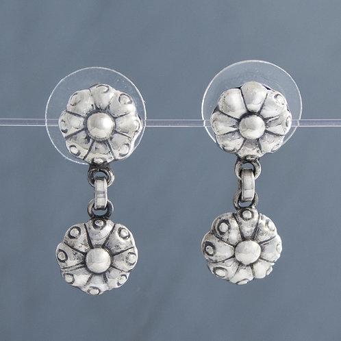 Double Floral Drops