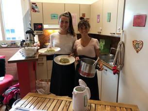 Yoga Day Kitchen Team