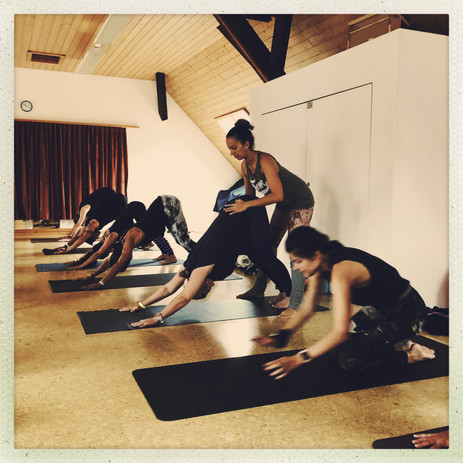 Yoga Day Adjustment