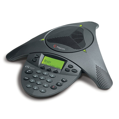Polycom SoundStation VTX 1000 Base (Refurbished)