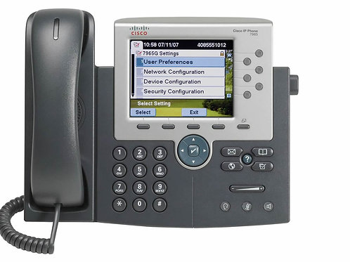 CISCO 7965G Unified IP Phone (Refurbished)